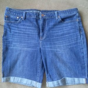 Talbots girlfriend style shorts